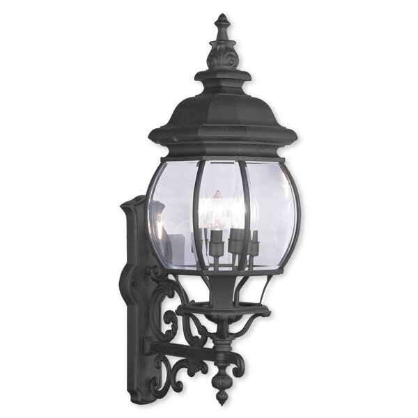 Kelly 4-Light Outdoor Sconce by Darby Home Co
