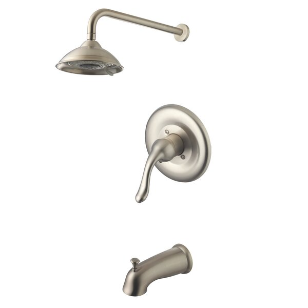 Single Handle Tub and Shower Faucets by Yosemite Home Decor Yosemite Home Decor