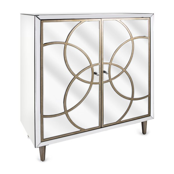 Gaul 2 Door Accent Cabinet by Everly Quinn