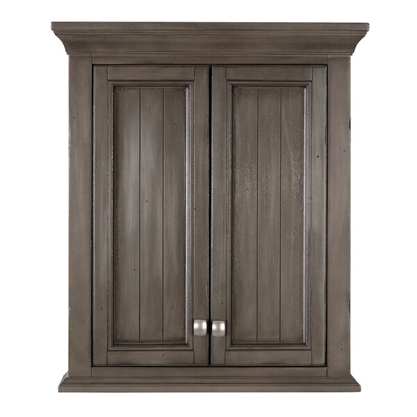 Nardi 24 W x 28.22 H Wall Mounted Cabinet by Beachcrest Home