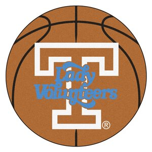 NCAA University of Tennessee Basketball Mat