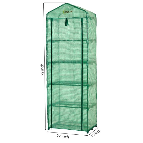 2.25 Ft. W x 1.58 Ft. D Growing Rack by OGrow