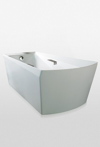 Soiree 72 x 40  Soaking Bathtub by Toto