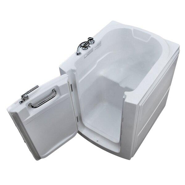 Durango 32 x 38 Soaking Bathtub by Therapeutic Tubs