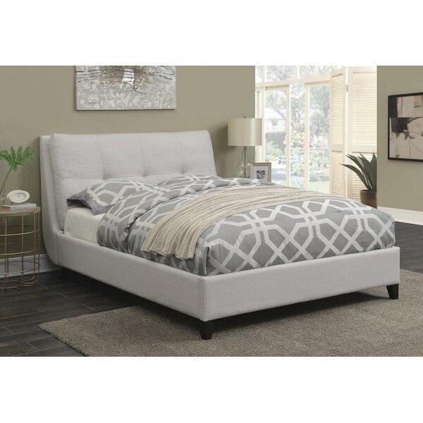 Horrocks Upholstered Platform Bed by Red Barrel Studio
