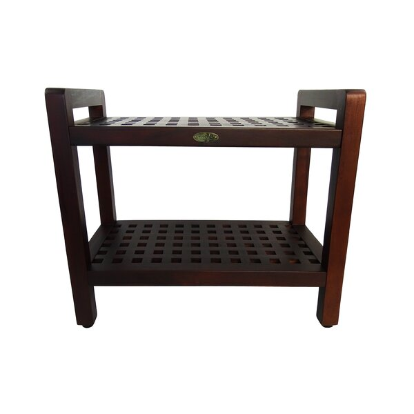 Outdoors Teak Side Table by Decoteak