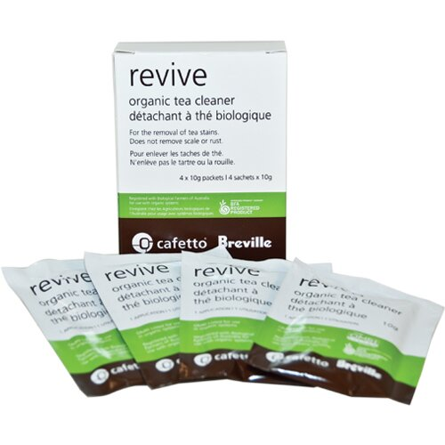 Revive Organic Tea Cleaner by Breville