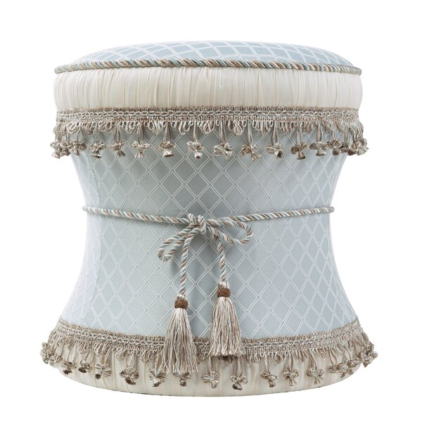 Kennamer Decorative Vanity Stool by Astoria Grand