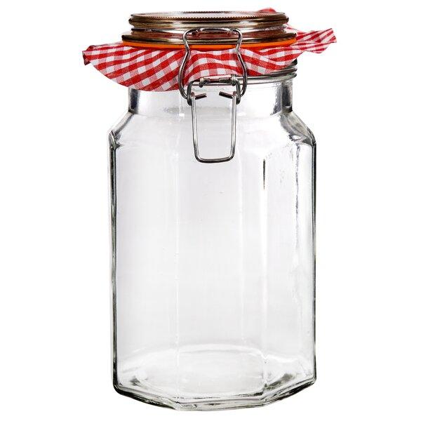 Klein 1.25 qt. Storage Jar by August Grove