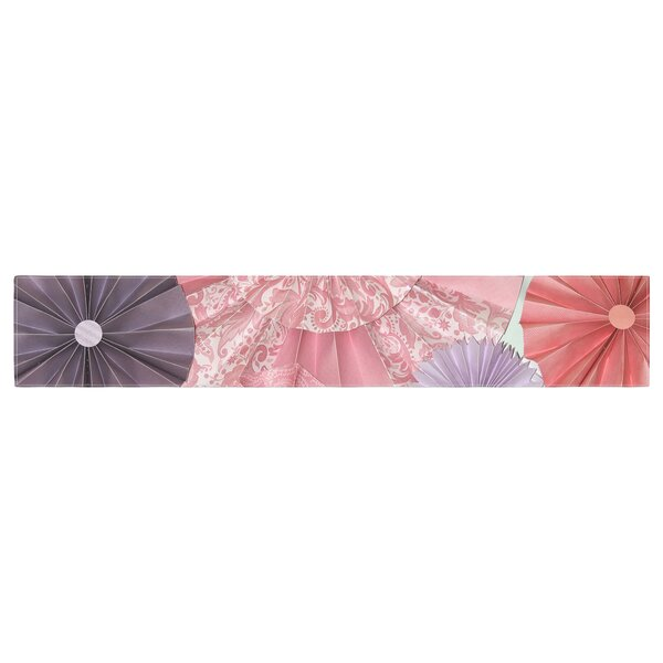 Heidi Jennings the Royal Court Table Runner by East Urban Home