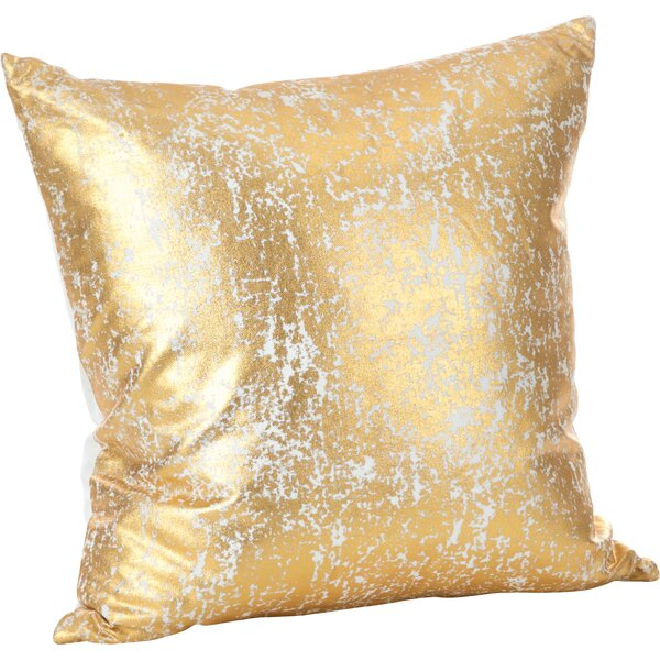 Donnelou Cotton Throw Pillow by Saro
