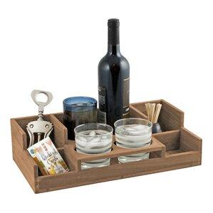 Wine Bar Cart by SeaTeak
