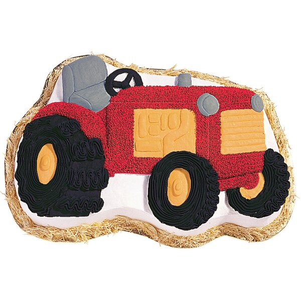 Tractor Novelty Cake Pan by Wilton