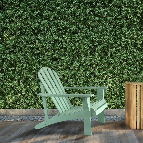Haleigh Wood Folding Adirondack Chair by Rosecliff Heights Rosecliff Heights