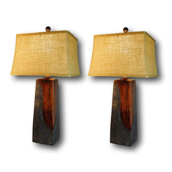 Nguyen 28 Table Lamp Set (Set of 2) by Bloomsbury Market