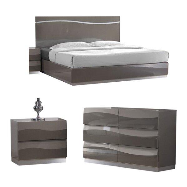 Clayfield Platform Configurable Bedroom Set by Wade Logan