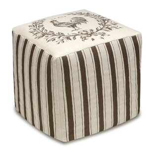 Rooster Cube Ottoman