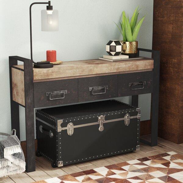 Patio Furniture Charlena Console Table
