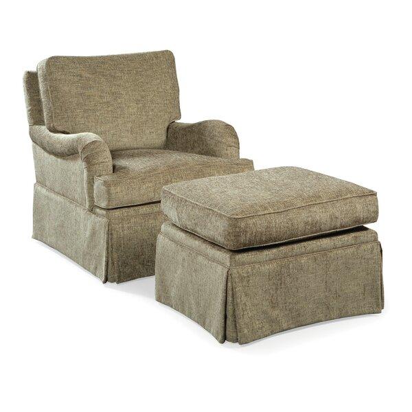 Fairmont Ottoman by Fairfield Chair