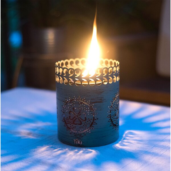 Clean Burn Torch Oil Tabletop Fireplace by TIKI Brand