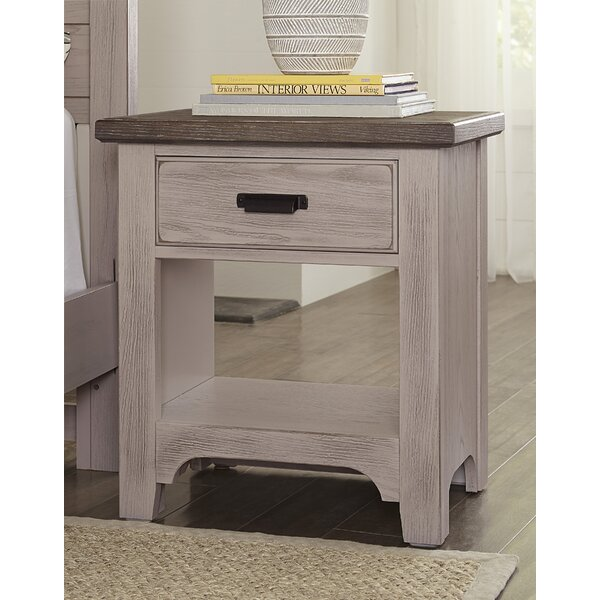 Erving 1 Drawer Nightstand by Darby Home Co