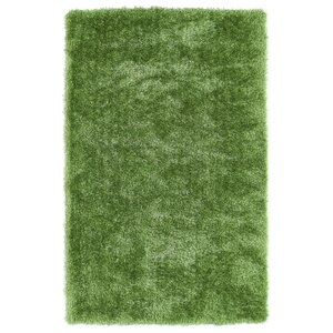 Caine Lime Green Area Rug