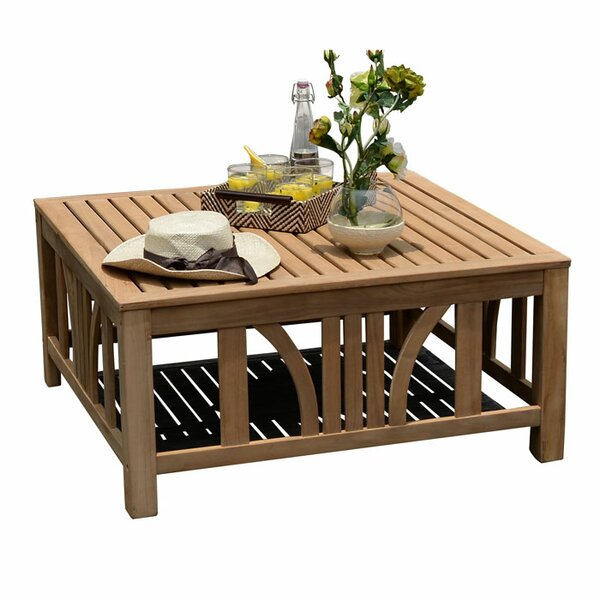 Outdoor Coffee Tables Youll Love Wayfair - Outdoor rectangular coffee table cover