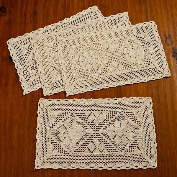 Kershaw Placemat (Set of 4) by August Grove