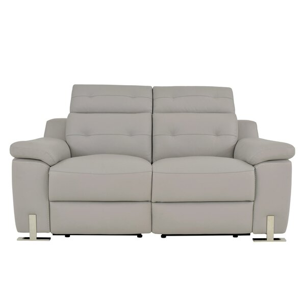 Vortex Reclining Sofa by Homelegance