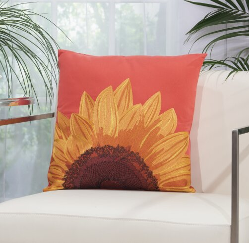 Moreland Indoor/Outdoor Throw Pillow by August Grove