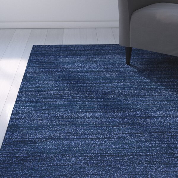Adrian Navy Area Rug by Latitude Run