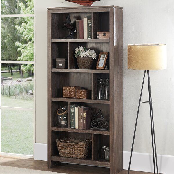 Stephen Standard Bookcase By Millwood Pines
