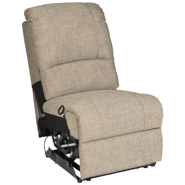 Review Seismic Series Modular Armless Recliner Home Theater Sectional