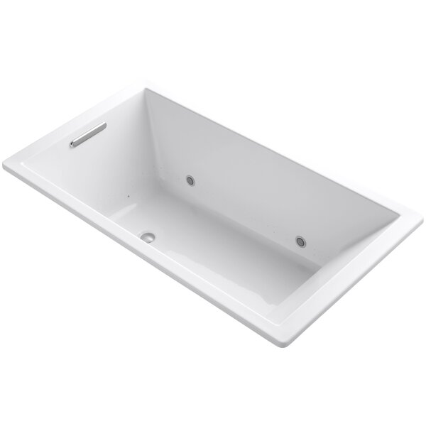 Underscore 66 x 36 Air Bathtub by Kohler