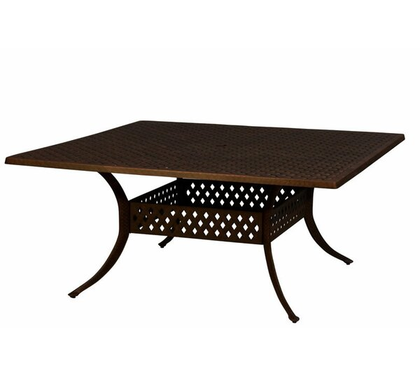 La Jolla Dining Table by California Outdoor Designs