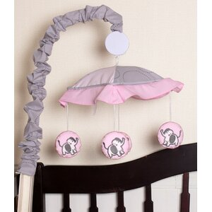Elephant Musical Mobile