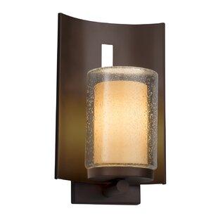Shop For Luzerne 1-Light Outdoor Sconce By Brayden Studio