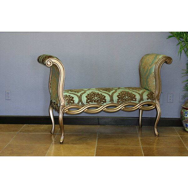 Rothrock Upholstered Bench By Astoria Grand