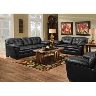 Azie 3 Piece Standard Living Room Set by Latitude Run®