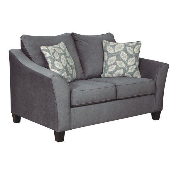 Snedeker Loveseat by Charlton Home