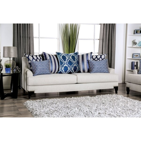 Shop Pre-loved Designer Damarion T-Cushion Sofa by Darby Home Co by Darby Home Co