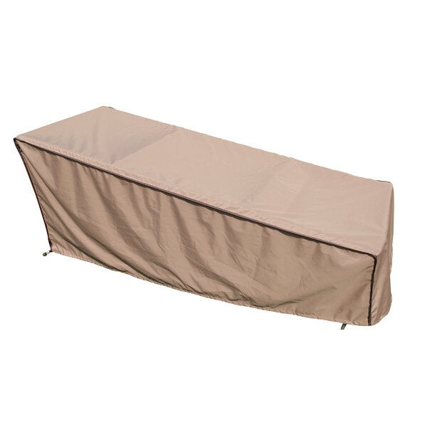 Outdoor Chaise Lounge Cover by Freeport Park