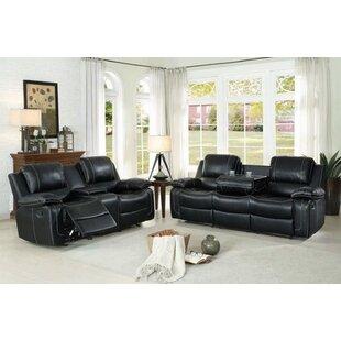 Ine 2 Piece Living Room Set by Winston Porter