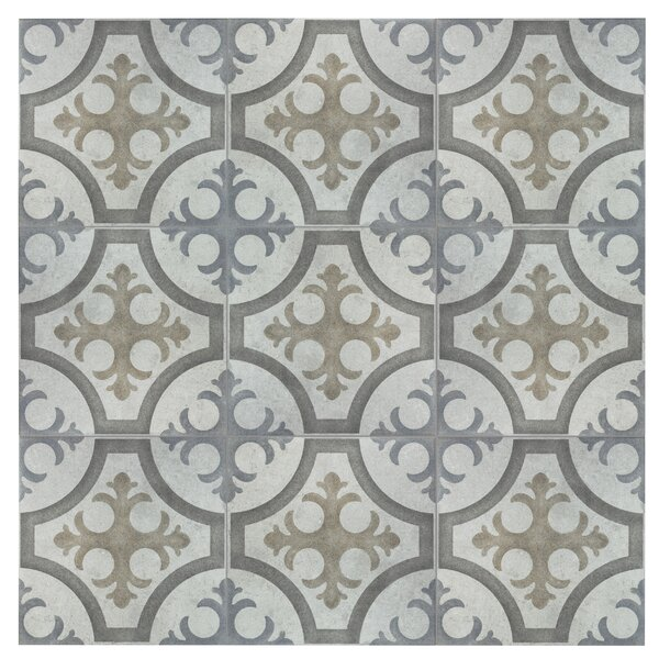 Ardisana Perla 13.13 x 13.13 Ceramic Field Tile in Marbella by EliteTile