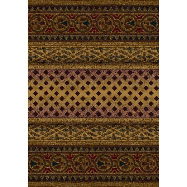 Signature Mohavi Golden Amber Area Rug by Milliken