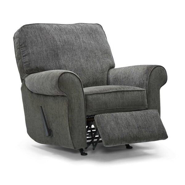 Shaunta Manual Rocker Recliner [Red Barrel Studio]
