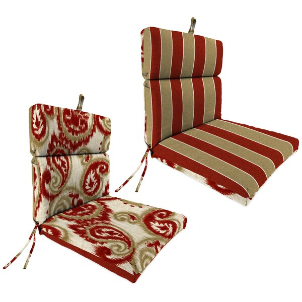 Indoor/Outdoor Adirondack Chair Cushion by Charlton Home