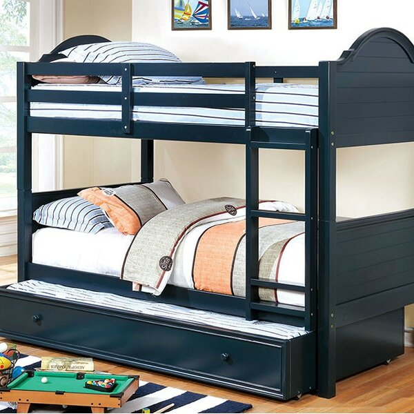 Fuente Twin over Twin Bunk Bed by Harriet Bee