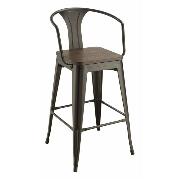 Mccrimmon 30 Bar Stool (Set of 2) by Williston Forge