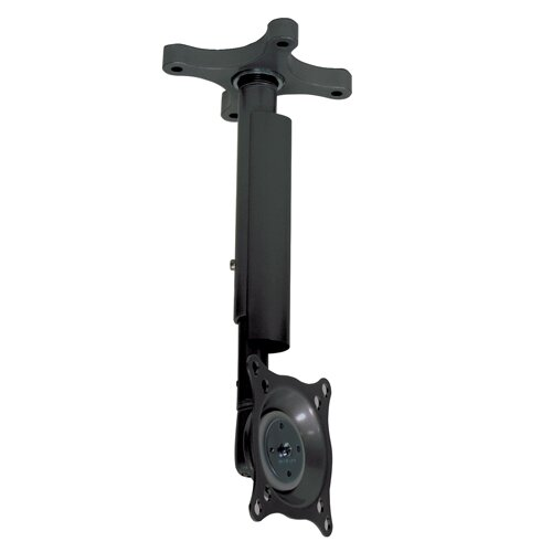 Pitch-Adjustable LCD Ceiling Mount with 12-18 Adjustable Column by Chief Manufacturing